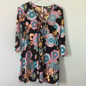 Boutique | 70s inspired tunic top